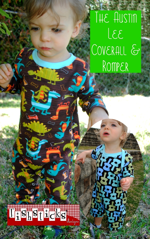 Austin Lee Coverall & Romper