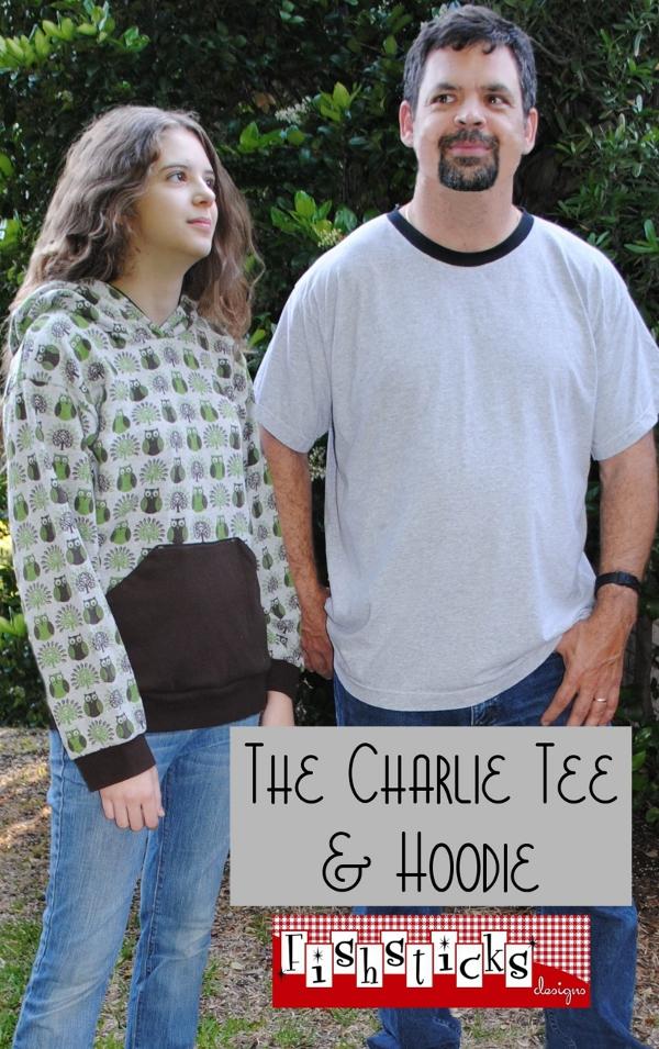 Charlie Tee & Hoodie Adult & Teens