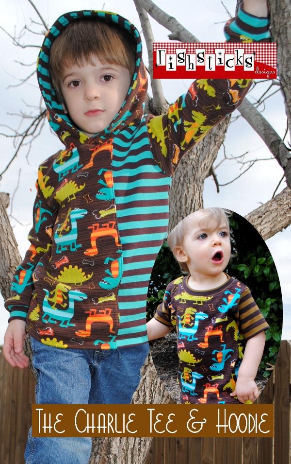 Charlie Tee & Hoodie Infant & Toddler