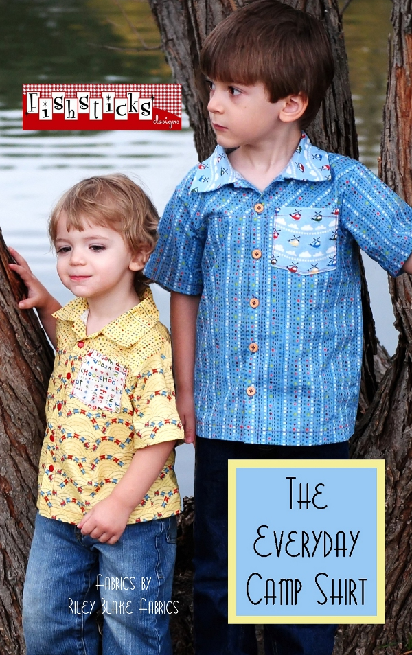 Everyday Camp Shirt Infant & Toddler