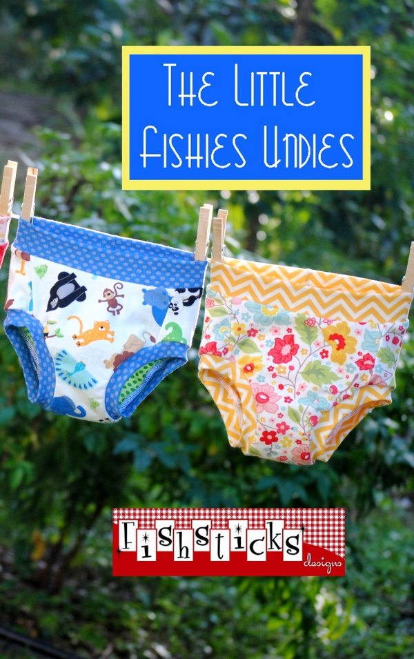 Little Fishies Undies