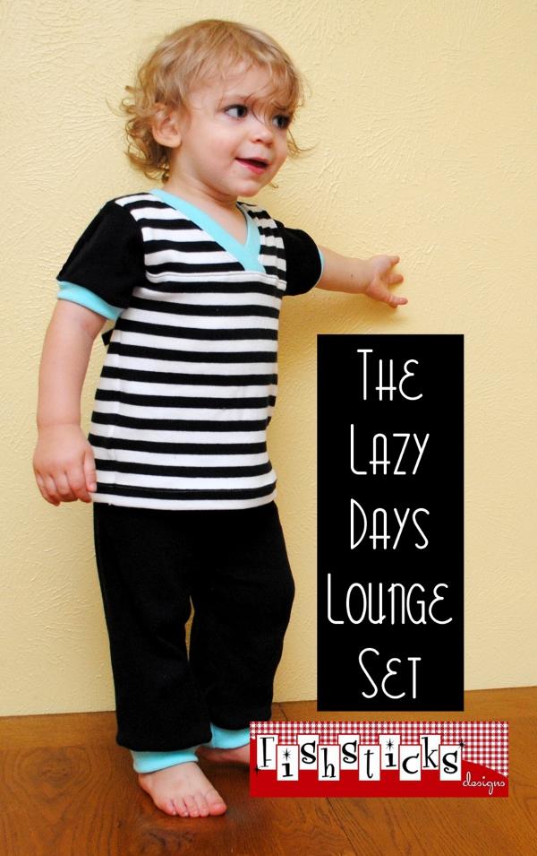 Lazy Days Lounge Set