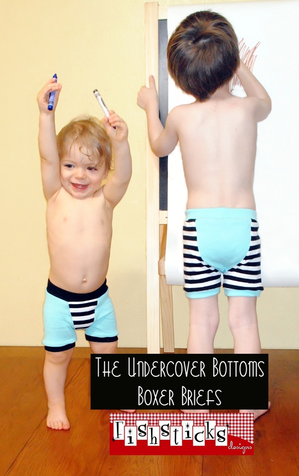 Undercover Bottoms Boxer Briefs