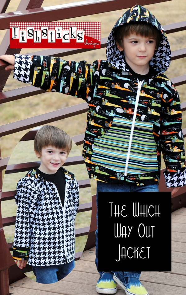 Which Way Out Jacket Infant & Toddler